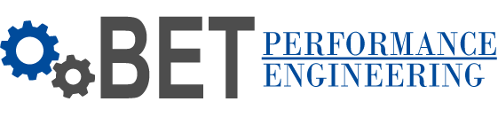 BET Performance & Engineering Logo